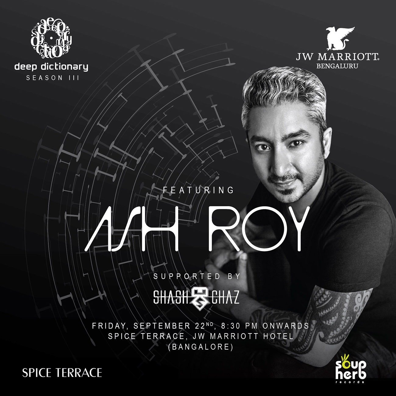 Ash Roy