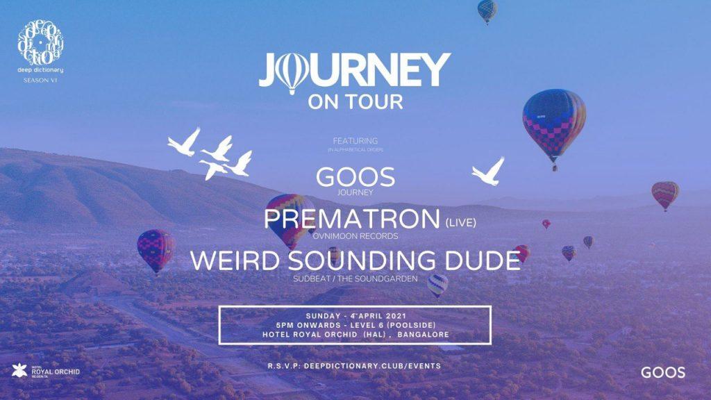 Journey On Tour